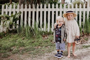 Kids fashion: celebrating the smart-casual style
