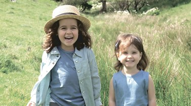 Cool and casual: summer essentials for kids