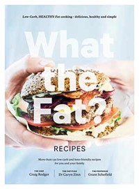 What the fat recipe book