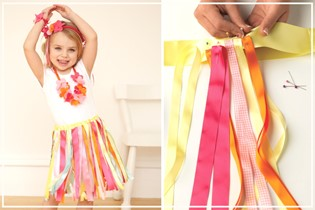 CRAFT: How to make a Hula costume