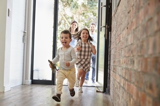 10 Steps to a family friendly home