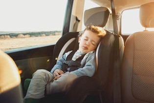 Tips for road tripping with young kids