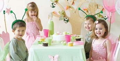 Birthday parties - Big event or small?