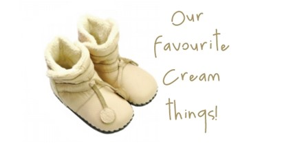Favourite Cream things