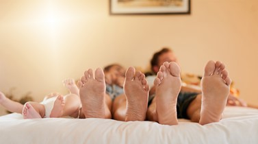 There were ten in the bed: bedsharing pros and cons