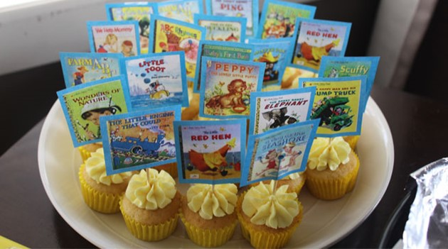 Little Golden Books party