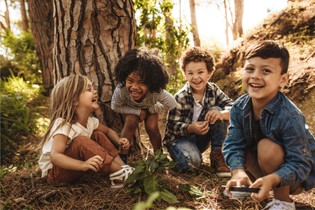 The great outdoors: does your child have nature deficit disorder?