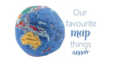 Favourite Map things