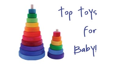 Top Toys for Baby