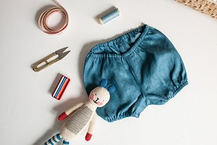Bloomin lovely: simple DIY bloomers to make