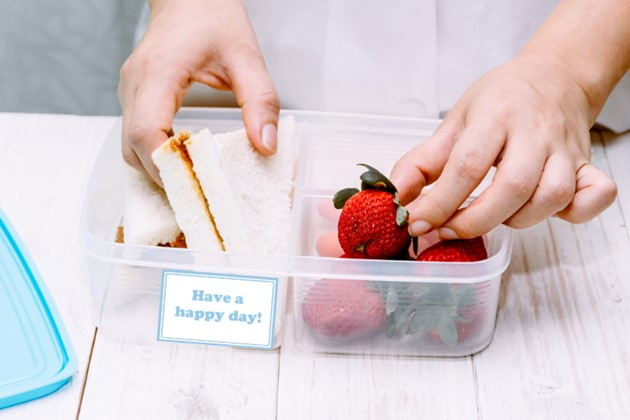 Lunchboxes with Love Notes