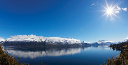 Queenstown - a winter wonderland