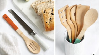 Kitchen craft: give old knives & utensils a new lease of life