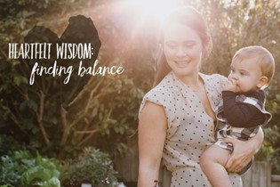 The Batts family: heartfelt wisdom on finding balance