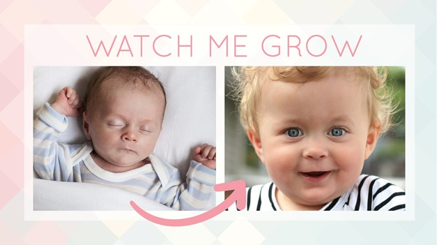 VIDEO: Watch me grow - Zac's first year