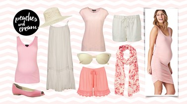 Mix and Match inspiration for your summer wardrobe