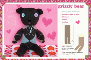 CRAFT: How to make a teddy bear