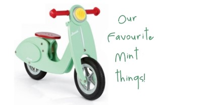 Favourite Mint things