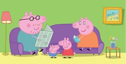 Meet the Peppa Pig creators