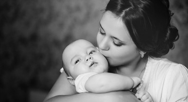 The life changing effects of loving your baby