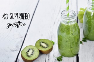 Superhero smoothie